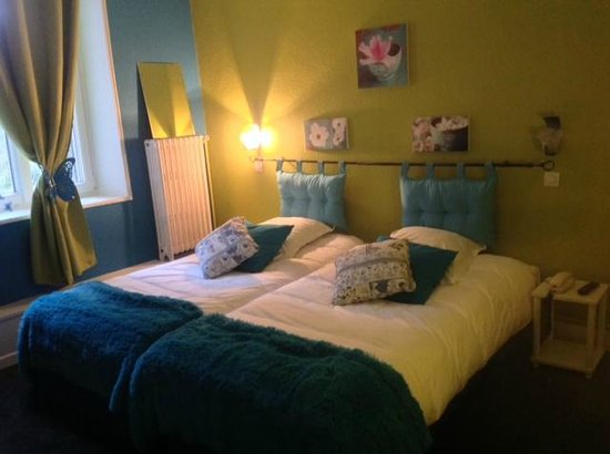 Hotel de Lorraine : chambre 6