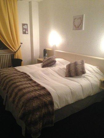 Hotel de Lorraine : chambre 15