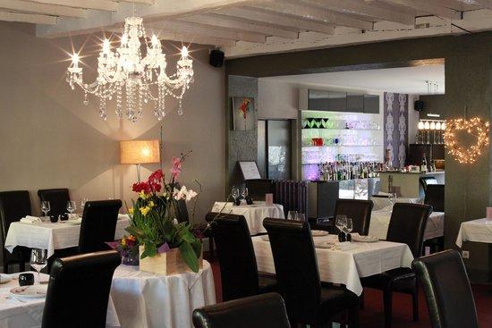 Hotel de Lorraine : Salle a manger