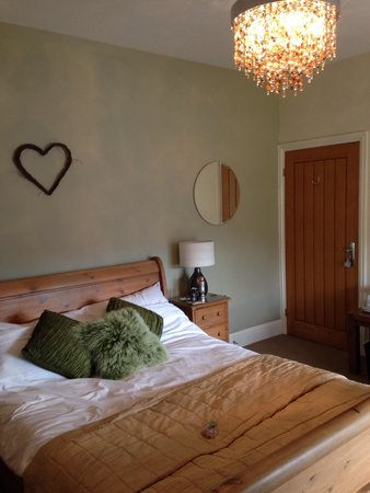 Old Stone Bed and Breakfast: Lovely room