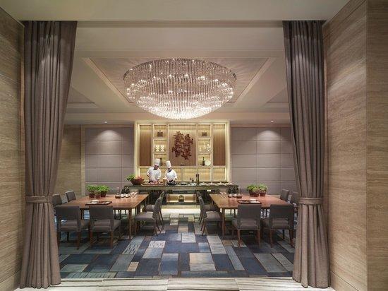 Makati Shangri-La Manila: Isabela dining