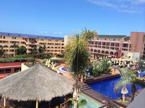 Hotel Best Jacaranda: Room view