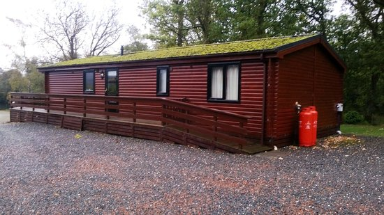 Inverbeg Holiday Park : Our lodge