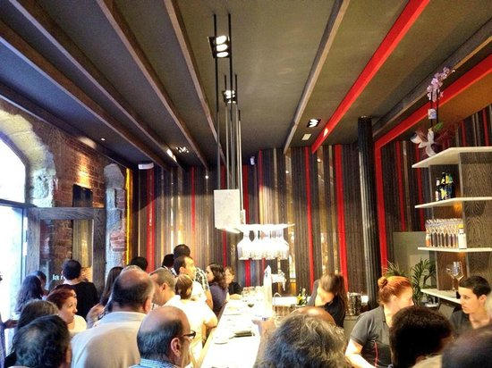 La roca bilbao restaurant reviews phone number for Restaurante la roca