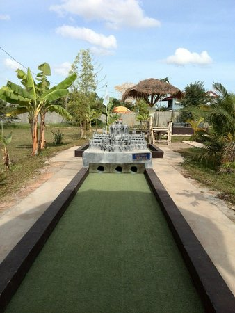 Angkor Wat Putt: Temple style golf