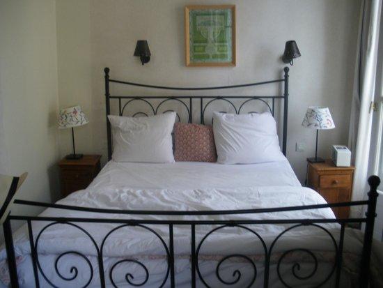 Hotel Saint Louis: chambre double