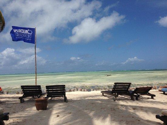 Eden Village Watamu Beach: La splendida spiaggia