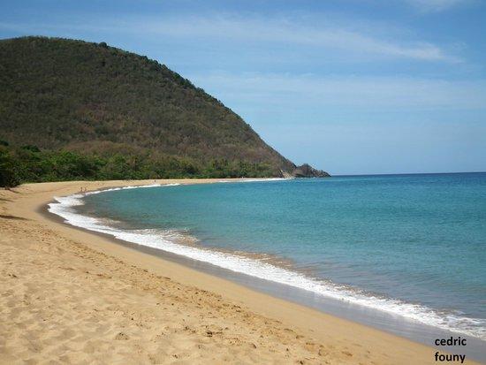 Coeur Caraibes: plage deshaies