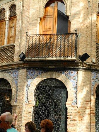 Albayzin: Maurisches Erbe