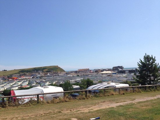 Parkdean - West Bay Holiday Park: View