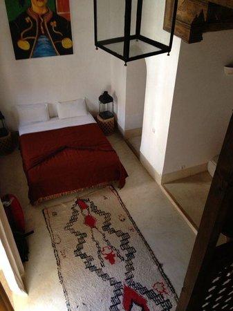 Riad Matham: Nuestra habitación