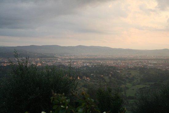 Villa Le Rondini : vista incantevole