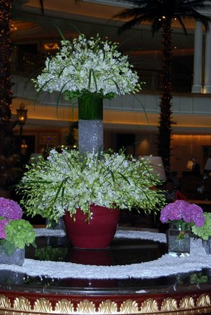 Grand Central Hotel Shanghai: Table Decoration