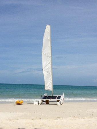 Paradee Resort & Spa Hotel: Пляж