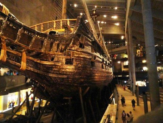 Vasa-Museum: il vascello