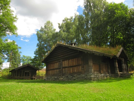 Kongsberg, Norwegen: Cottages