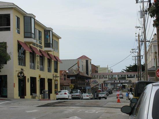 Best Western Plus Victorian Inn: Отель в Монтерее и окрестности