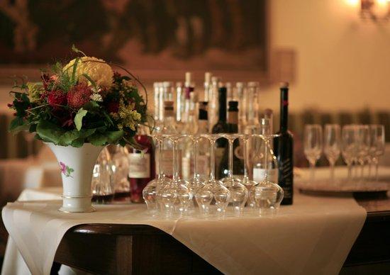 aperitif digestif bild von restaurant eisenhut rothenburg tripadvisor. Black Bedroom Furniture Sets. Home Design Ideas