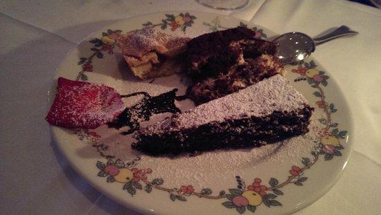 Terrazza Brunella: dessert
