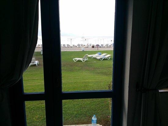 Club Med Kemer: vue de la chambre 1038