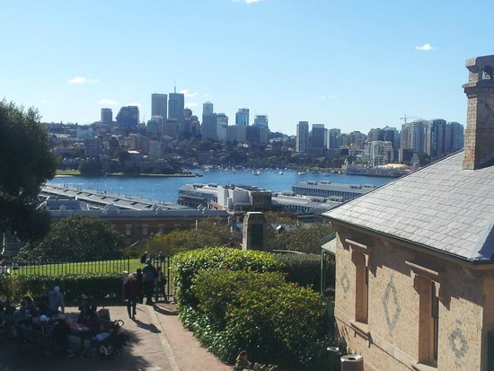 View from Sydney Observatory