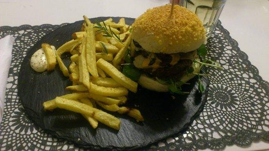 Real Hamburgueria Portuguesa : Hamburger Careto