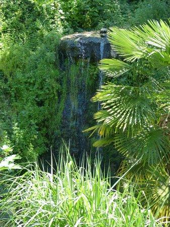 Bioparc de Doué la Fontaine : cascade