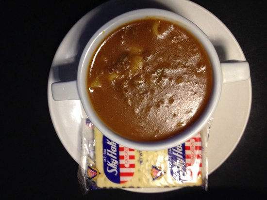 Rumpa Restaurant : Chili Wili... Good chili, though the macaroni noodles I didn't like.
