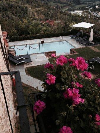 Antico Borgo Monchiero : Piscina