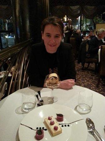 The Playford Restaurant: delicious dessert