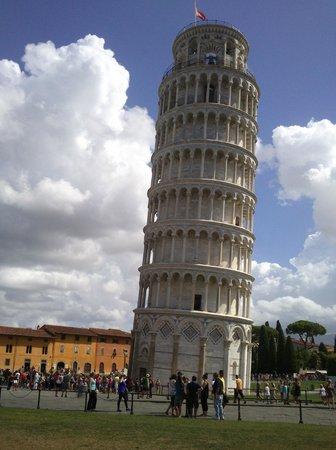 Piazza dei Miracoli : La Torre