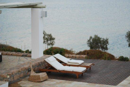 Onar Patmos: Sunbeds