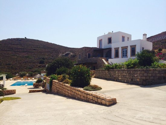 Onar Patmos: Generic view, pool and rooms