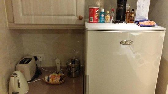 Regal Airport Hotel: Kitchen