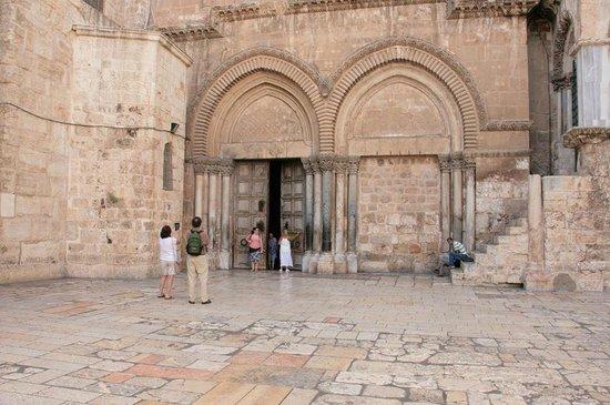 Leonardo Hotel Jerusalem: Church of Holy Sepulcher