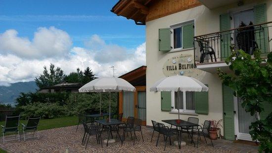 Villa Belfiore: Ingresso Villa