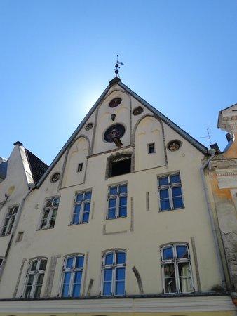 Tallinn Old Town: UNA CASA DEL PERIODO ANSEATICO