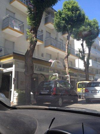 Hotel Casablanca: Ingresso hotel