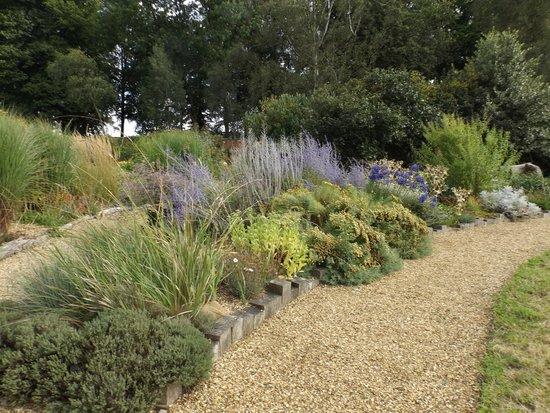 Boughton House: Inside the Walled Garden