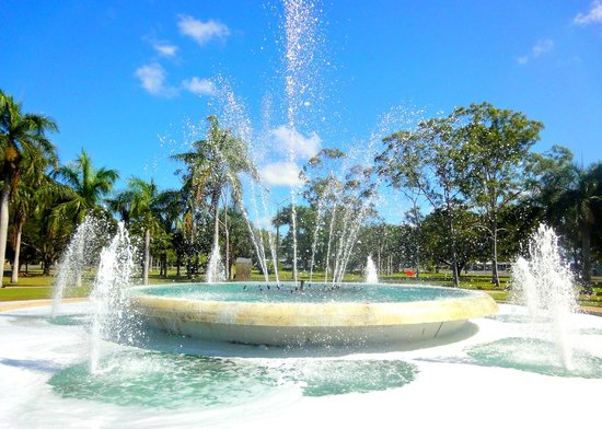 Rockhampton Plaza Hotel International : Rainbow Fountain