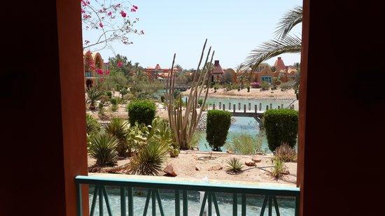 Sheraton Miramar Resort El Gouna: jardin