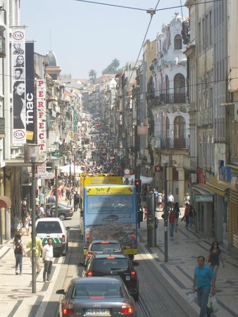 Yellow Bus Tours Oporto : На улочках Порту.