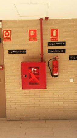 Aparthotel El Faro: Health & Safety3