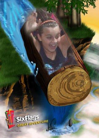 Six Flags Great Adventure: Woohoo!