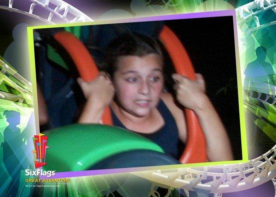 Six Flags Great Adventure: Wait! Am I on Kingda Ka???