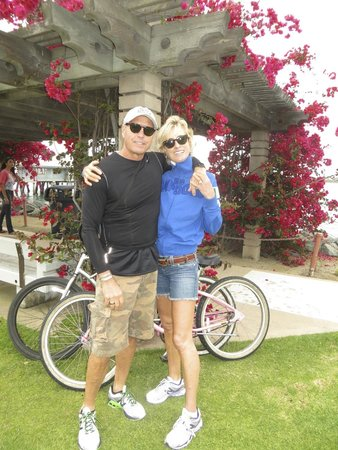 Boutique @ 10 : Jennifer and David Beach holidaying in the USA 2013 ...