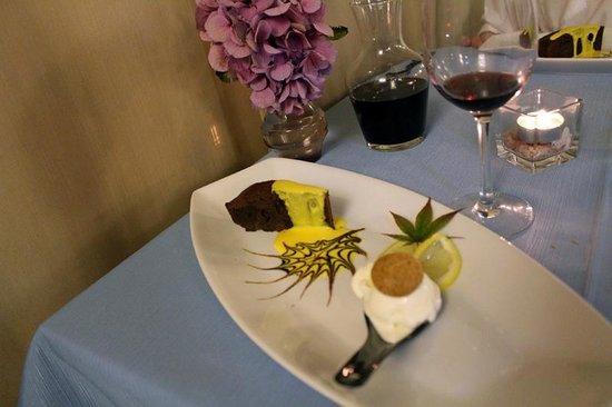 Azzurro Ristorante: Dessert