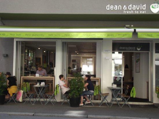 dean david salat bild von dean david luzern luzern tripadvisor. Black Bedroom Furniture Sets. Home Design Ideas