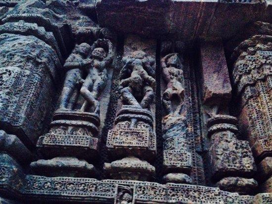 Kamasutra  Picture of Konarak Sun Temple, Konarak  TripAdvisor
