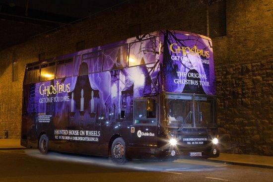 Ghostbus Tour (Dublin Bus)